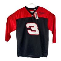 Dale Earnhardt #3 Chase Authentics Mens XL Red Black Jersey Graphic Shirt Nascar