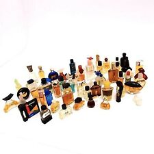 Parfum Sammlung 60 Stück Glas Miniaturen Flakons Konvolut Diverse edle Marken