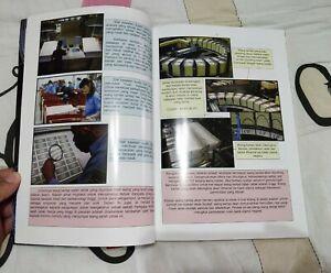 Malaysia Error Print Banknotes Reference Book Wang Kertas Salah Cetak Katalog
