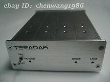 TeraDak V2.7D DAC TDA1543 NOS DAC 26D 96k/24bit COAXIAL /OPTICAL input USB DAC