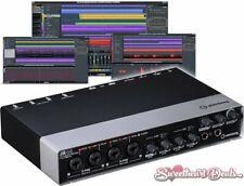 Steinberg UR44 6x4 USB Audio Recording Interface for MAC PC iOS with Cubase AI