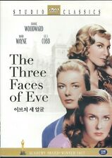 THE THREE FACES OF EVE  NEW  DVD
