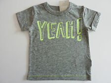 NEXT Funky Little Grey T-Shirt' NWT