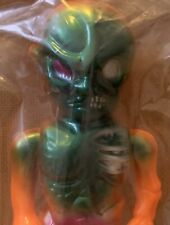Yamazakura Orange WONDERFEST NIOHONE sofubi vinyl figure kaiju bemon zollmen RxH
