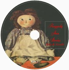 RAGGEDY ANN STORIES by John B. Gruelle 2 Audio CDs