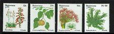 Botswana 1993 Christmas Flora SG 780/3 MNH