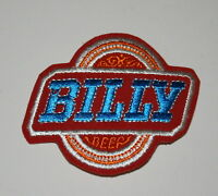 Vintage Billy Beer Distributor Cloth Patch 1970s NOS New Jimmy Carter's Brother