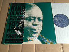 King Oliver and his Creole Jazz - 1923-LP-Riverside RM 8805-MONO