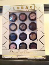Lorac Dazzling Dozen 2 Eyeshadow Collection Spring 2015 $228 VALUE