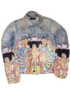Amiri Jean / Denim Jacket Size M