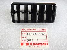 Kawasaki NOS NEW  42024-1002 Louver Shutter ZG ZG1200 Voyager XII 1986-2003
