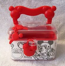 NEW - DISNEY - MICKEY MOUSE - COLOUR ME - LOCKING BANK WITH KEY - GREAT GIFT!!