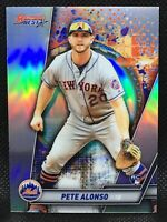 2019 BOWMANS BEST PETE ALONSO RC REFRACTOR #32 New York Mets