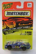 1994 Matchbox #7 T-BIRD STOCK CAR #16 RACETECH Superfast mint on sealed card