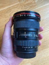 Canon EF 17-40 mm F/4.0 L USM Objektiv