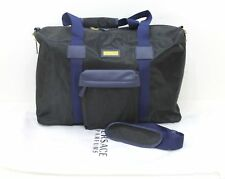 faec3f258fc Versace Black Mens (Holdall / Duffle / Weekend / travel / Sport/ Overnight)