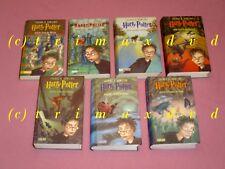 Harry Potter Band 1-7 _ Komplett gebundene Ausgaben