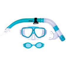NOMAD JUNIOR KIDS Goggle Mask & Snorkel Snorkeling Swimming DIVING SET