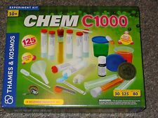 Chem C1000 Chemistry Experiment Science Kit Thames & Kosmos New in Box