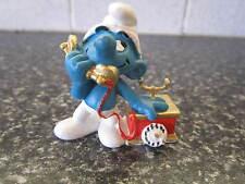 Smurfs Telephone smurf Rare