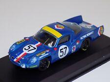 1/43 Top Model Collection Alpine Renault A210 1968 LeMans Car #57.  TMC 265