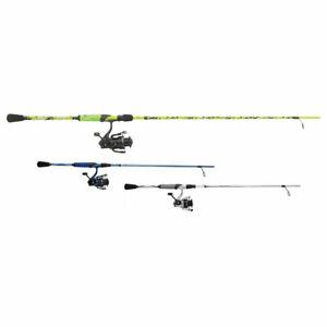 Abu Garcia Revo X Spinning Combo - Fishing Rod & Reel