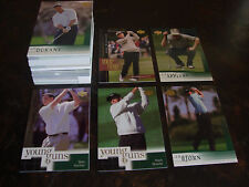 2001 Upper Deck Golf---Lot Of 73---No Dupes---Multi-Lots---NrMt