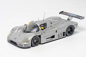Sauber Mercedes C9 Le Mans winner 1989 Exoto 1/18 scale