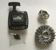 Easy start pull starter and Flywheel with Claw for 1/5 rc car baja 5B 5T 5SC CAR