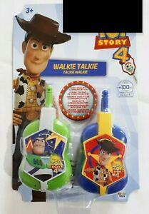 Toy Story 4 Walkie Talkies