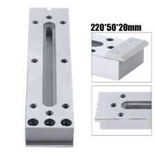 Pro Edm Fixture Slow Wire Cut Fixture Board Clamping and Leveling Jig 220x50 mm