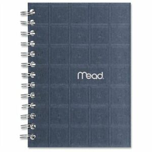 """Mead 45186 Recycled Notebook - 80 Sheet - College Ruled - 5"""" X 7"""" - White"""