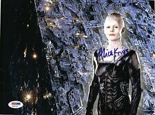 ALICE KRIGE as BORG QUEEN  SIGNED 8X10 PHOTO PSA/DNA STAR TREK FIRST CONTACT