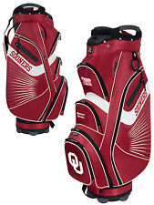 Team Effort The Bucket II Cooler NCAA Collegiate Golf Cart Bag Oklahoma Sooners