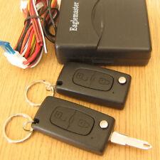 KIt 2 botones Mandos y Modulo Cierre Centralizado con llaves - Peugeot Citroen