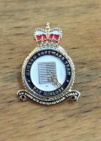 RAF Nimrod Software Team (NST) lapel badge