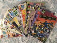 Dreadstar Comic Lot of 15, #1-13, 15, 16 Epic Comics NM+ Jim Starlin