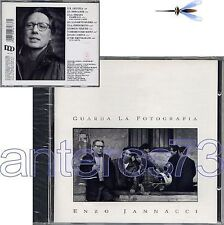 """ENZO JANNACCI """"GUARDA LA FOTOGRAFIA"""" CD - GIORGIO GABER"""