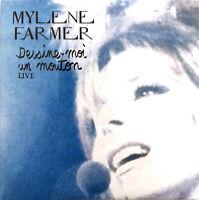 Mylène Farmer CD Single Dessine-Moi Un Mouton (Live) - France (M/M - Scellé)