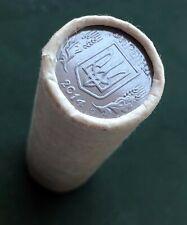 2014 Ukraine Bank Roll (50 coins) 5 KOPIYOK (kopecks) UNC