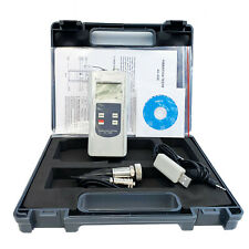 Av 160b Vibration Meter Digital Analyzer Vibrometer With Software And Usb Cable