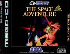 ## SEGA Mega-CD - Cobra: The Space Adventure (NEUWARE / NEW / NOT SEALED) ##