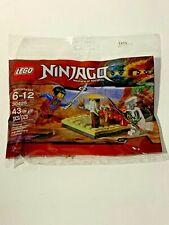 Lego Ninjago 30425 CRU Master's Of Spinjitzu Training Grounds Factory Sealed New