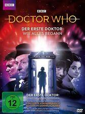 Doctor Who - Der erste Doktor: Das Kind von den Sternen / Digipack-Ed. # DVD-NEU