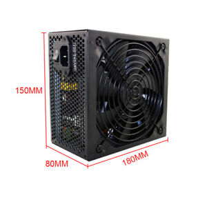 Durable professional power supply windproof 8PIN PC power supply Fit For mining