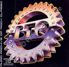 BTO BACHMAN TURNER OVERDRIVE SELF TITLED CD MINI LP OBI Guess Who Brave Belt new