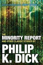 The Minority Report and Other Classic Stories (Paperback or Softback)