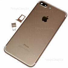 iPhone 7 Plus Aluminium mittel-rahmen Gold Housing+Buttons+sim-slot Frame