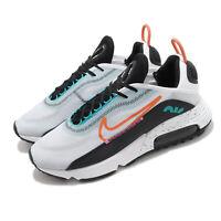 Nike Air Max 2090 White Orange Black Blue Men Casual Lifestyle Shoes CZ1708-100