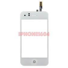 iPhone 3GS Digitizer with Home Button Replacement Parts – White - NEW - CANADA
